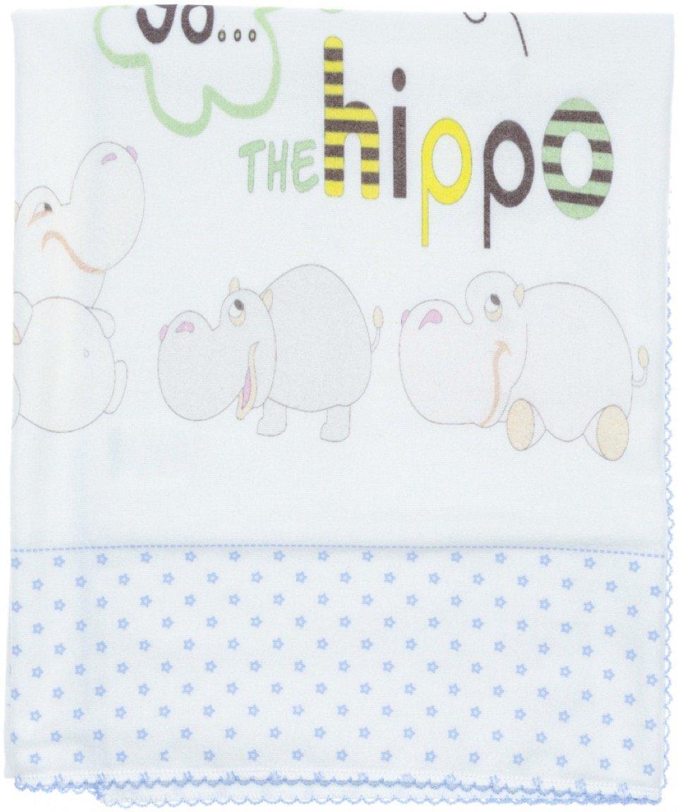 Eke Baby βρεφική πάνα αγκαλιάς «The Hippo»