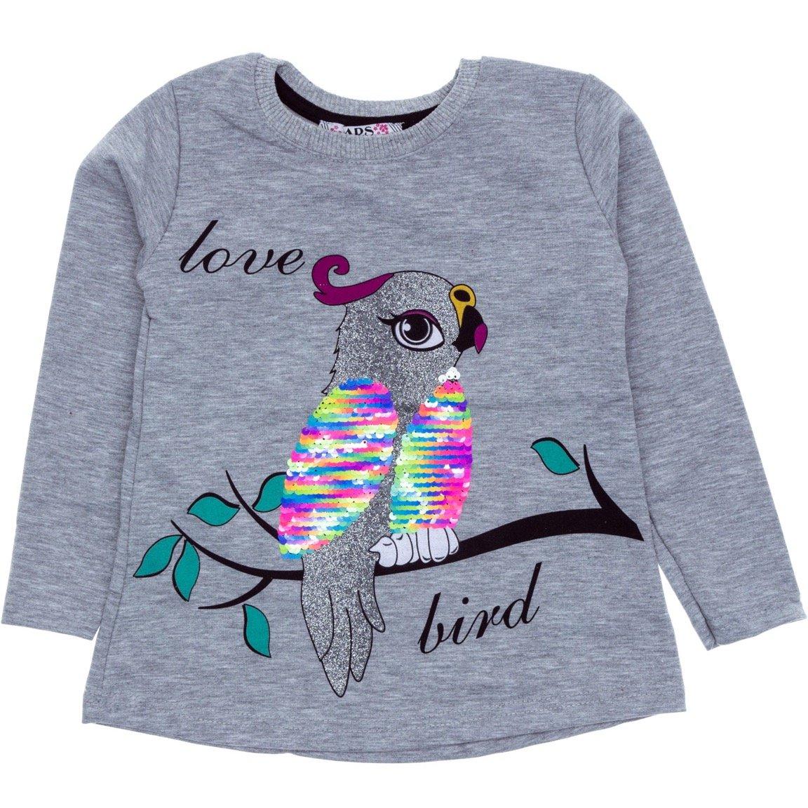 ARS παιδική εποχιακή μπλούζα «My Love Bird»