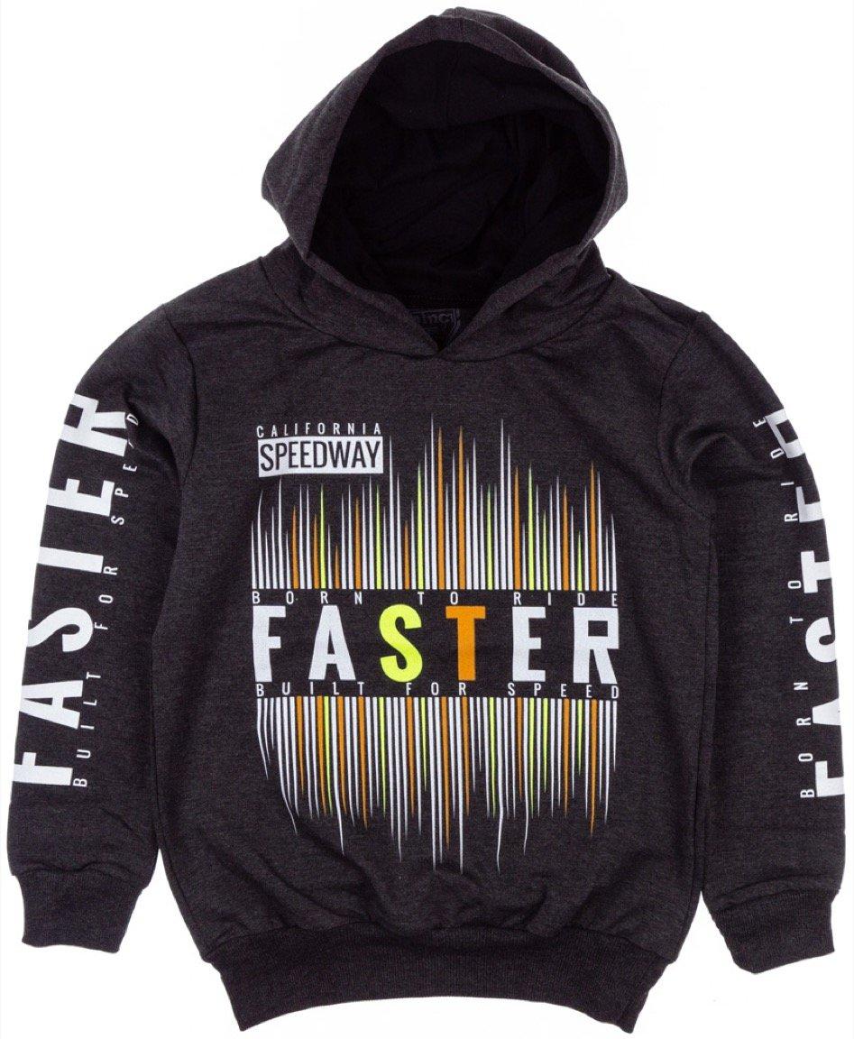 Boinc παιδική εποχιακή μπλούζα φούτερ «The Faster»