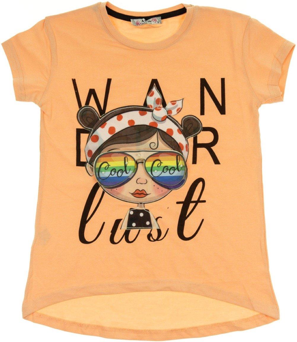 ARS παιδική μπλούζα «The Cool Girl 3D»