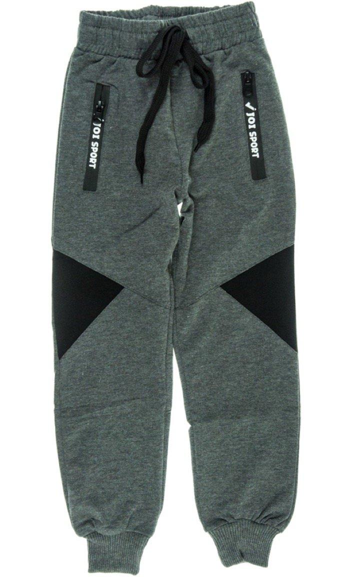 Joi παιδικό εποχιακό παντελόνι φόρμας «Grey Joi Sport»