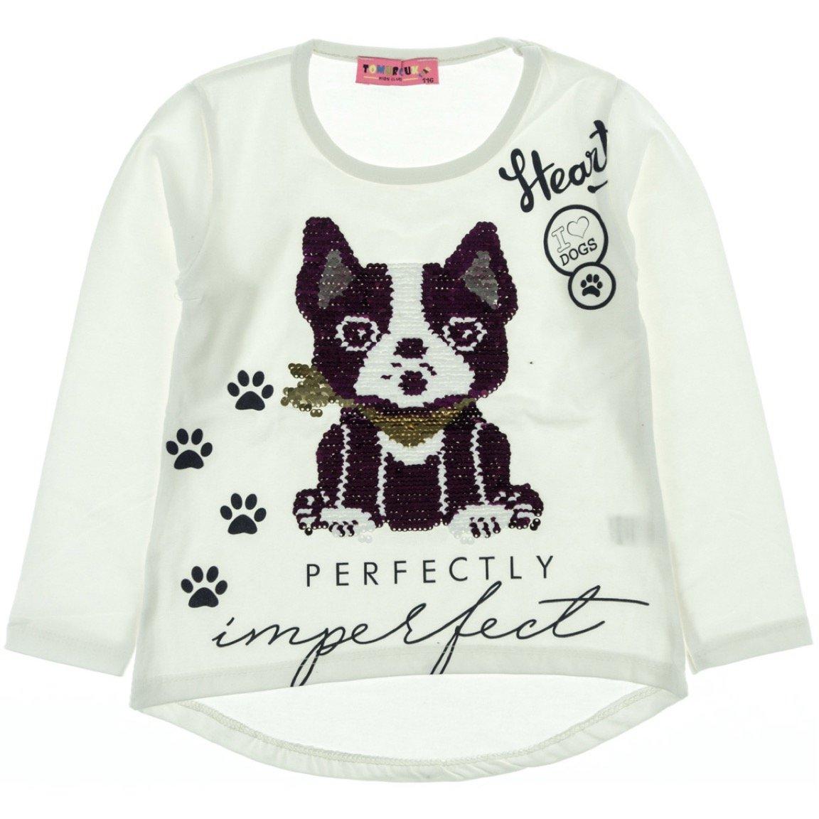 Tomurcuk παιδική μπλούζα «Perfectly»