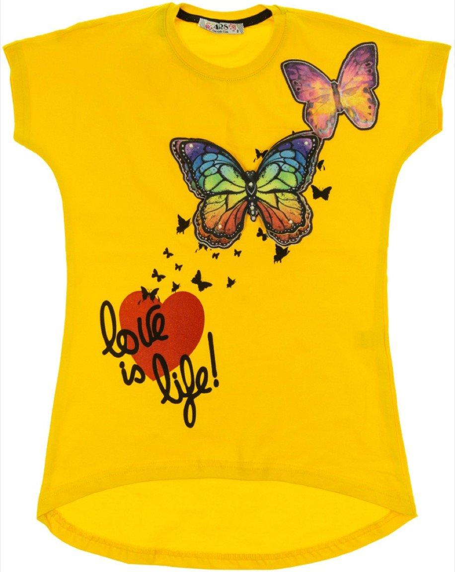 ARS παιδική μπλούζα «My Love is Life 3D»