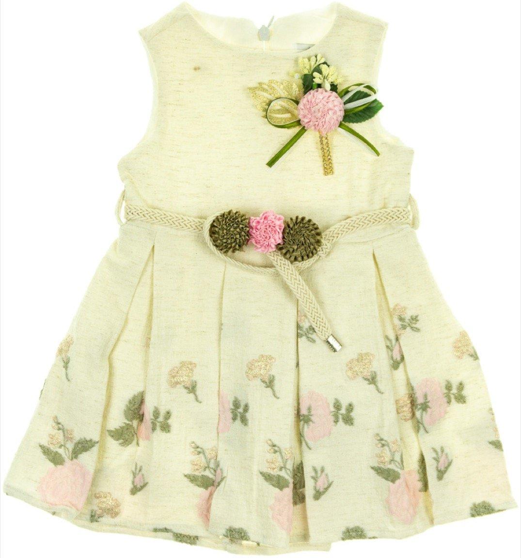 B.B.L. παιδικό αμπιγιέ φόρεμα «Roses»
