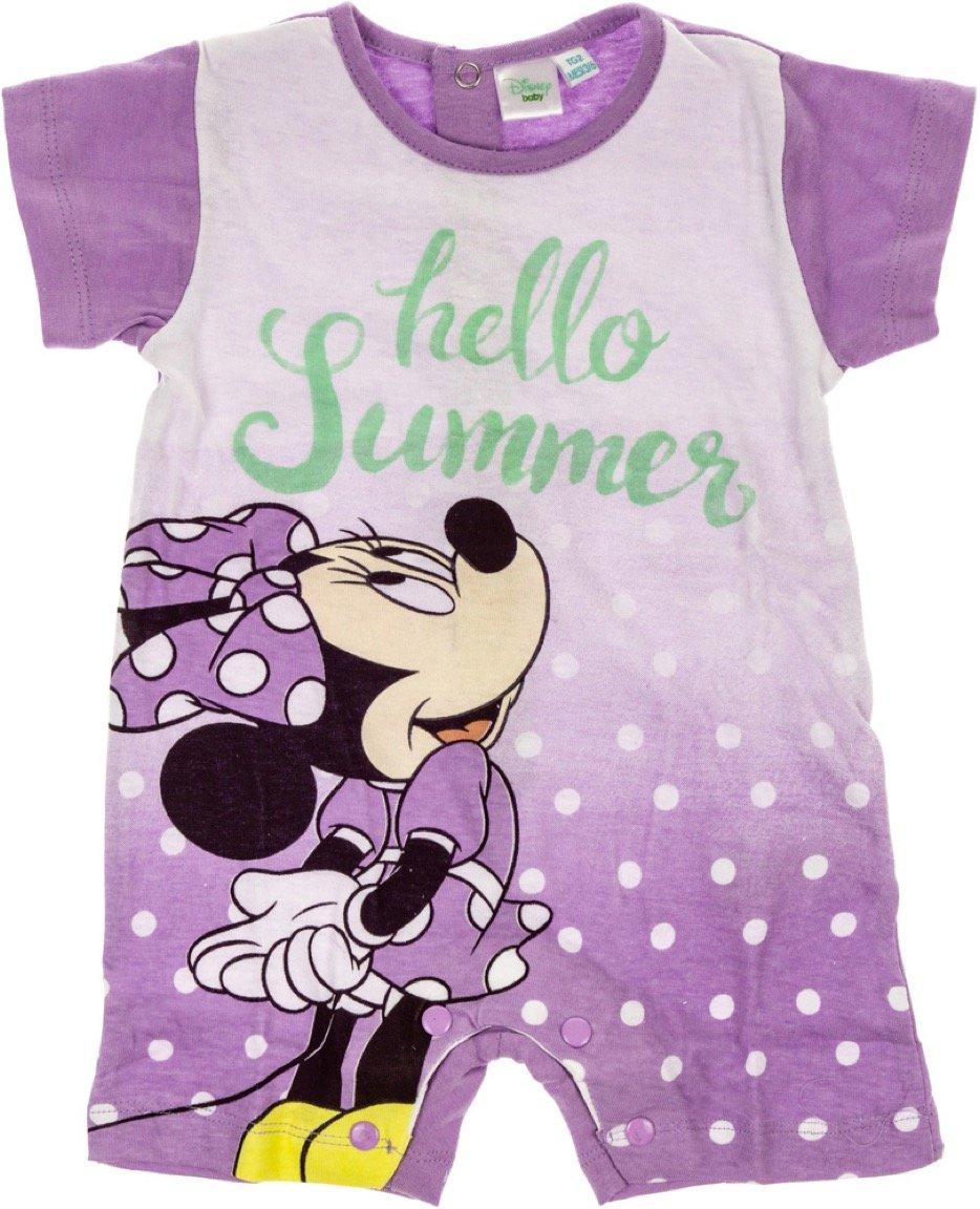 Disney βρεφικό φορμάκι «Hello Summer»