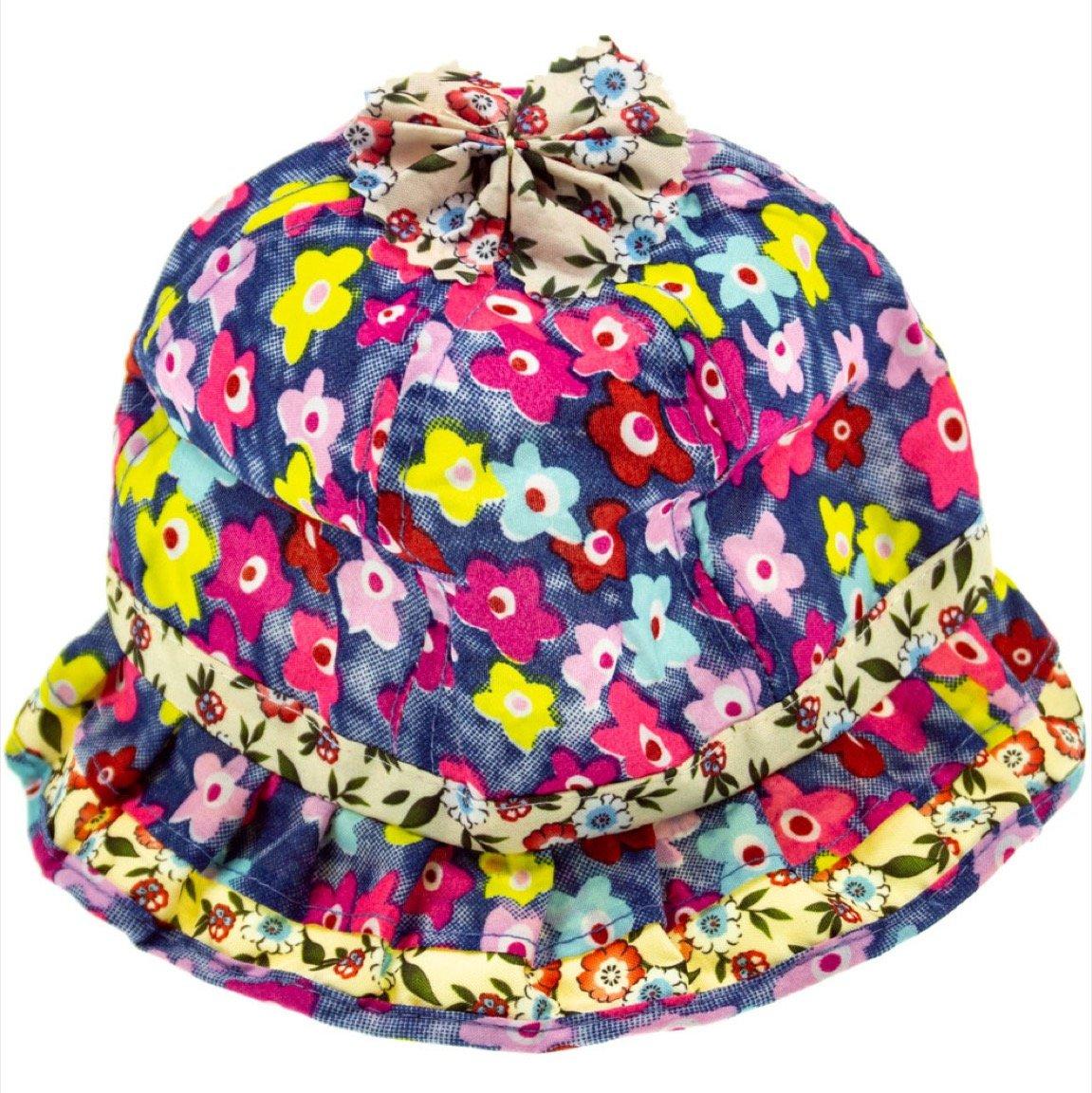 Georgia Accessories παιδικό καπέλο «Feverfew Garden»