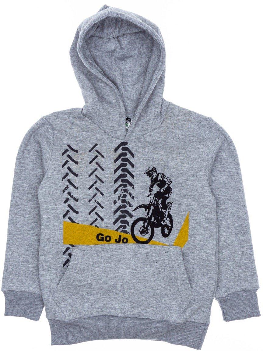 Joyce παιδική μπλούζα φούτερ «Motocross»