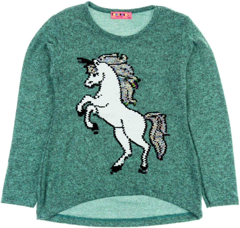 Tomurcuk παιδική μπλούζα «Wild Unicorn»