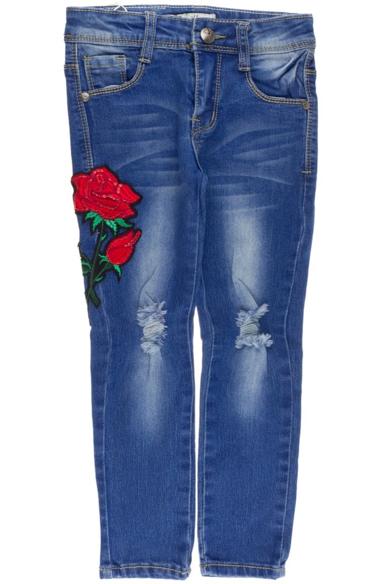 Papillon παιδικό παντελόνι τζιν «Dazzling»