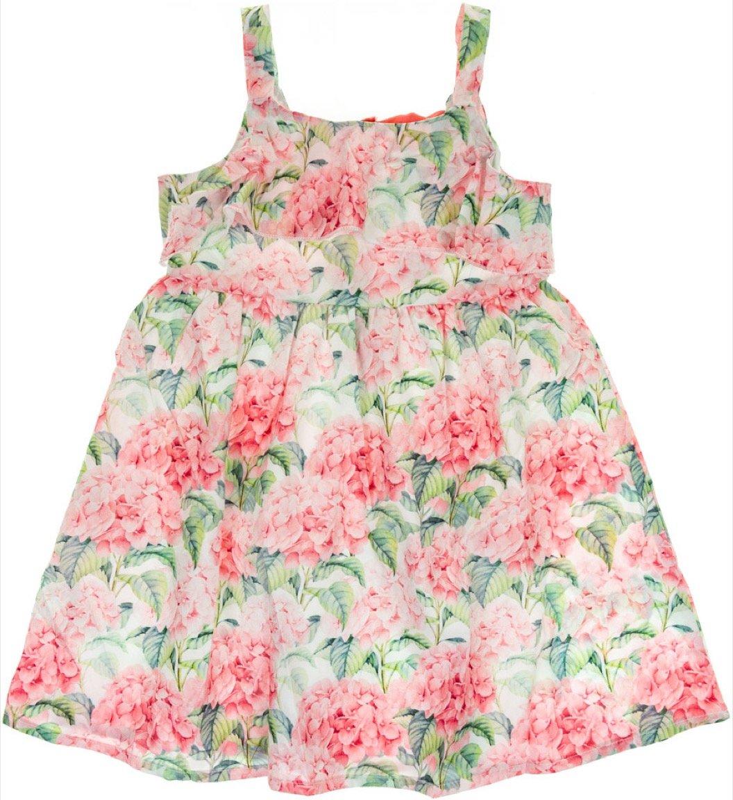 Ativo παιδικό φόρεμα «The Hydrangea»
