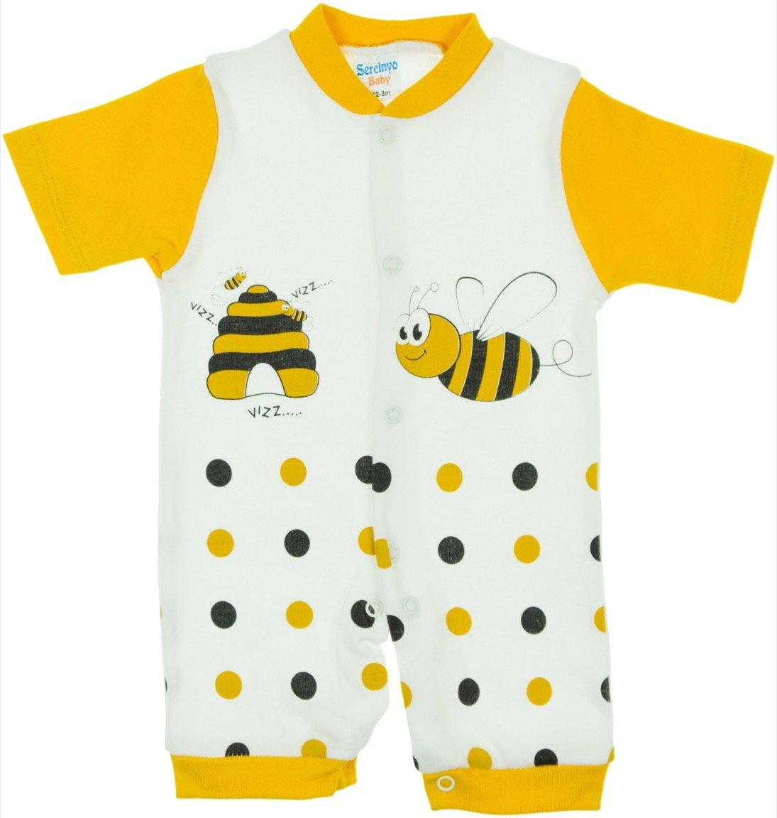 """Sercinyo βρεφικό φορμάκι «Bee"""""""