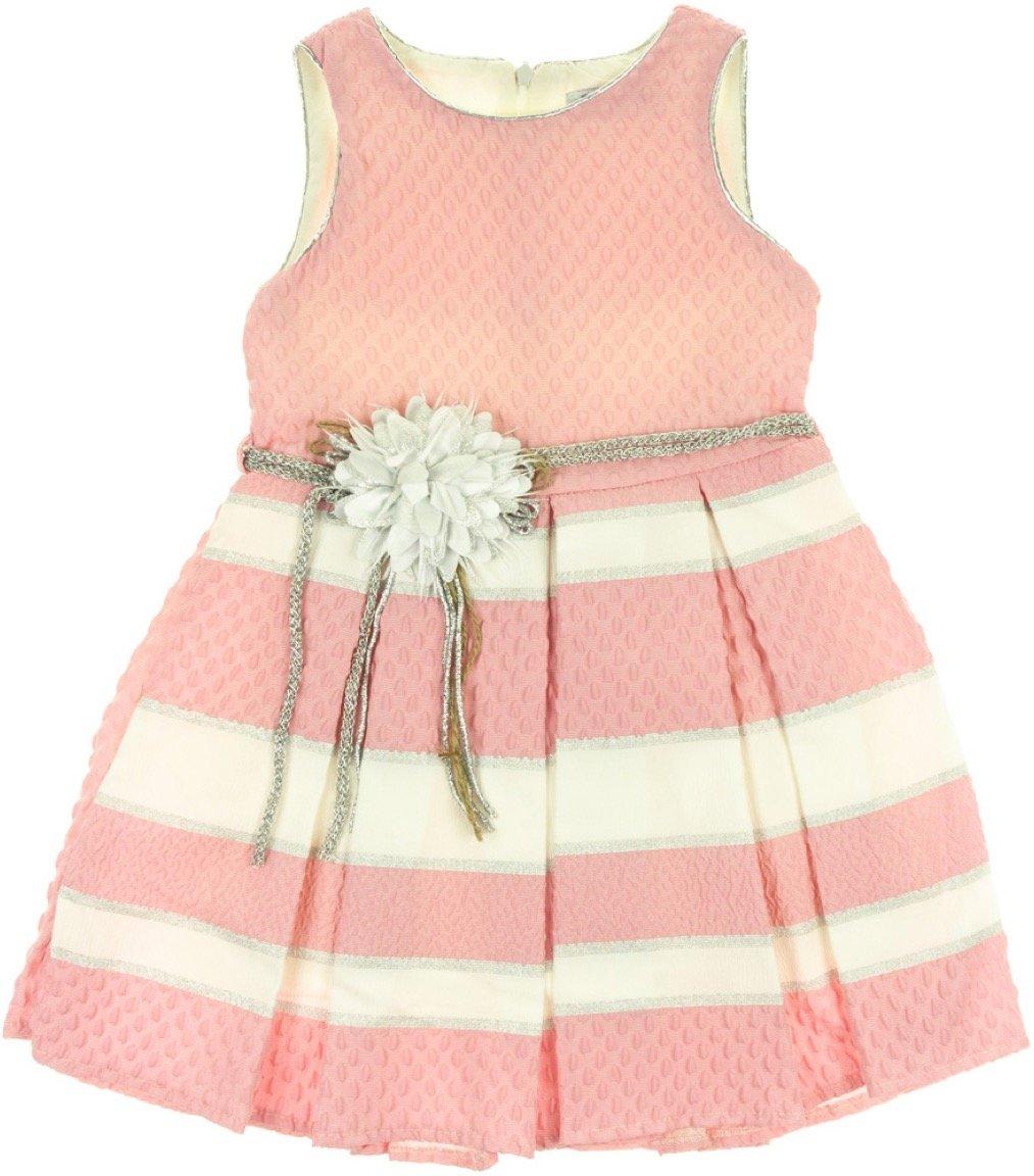 Feriha παιδικό αμπιγιέ φόρεμα «Plain Repoussé»
