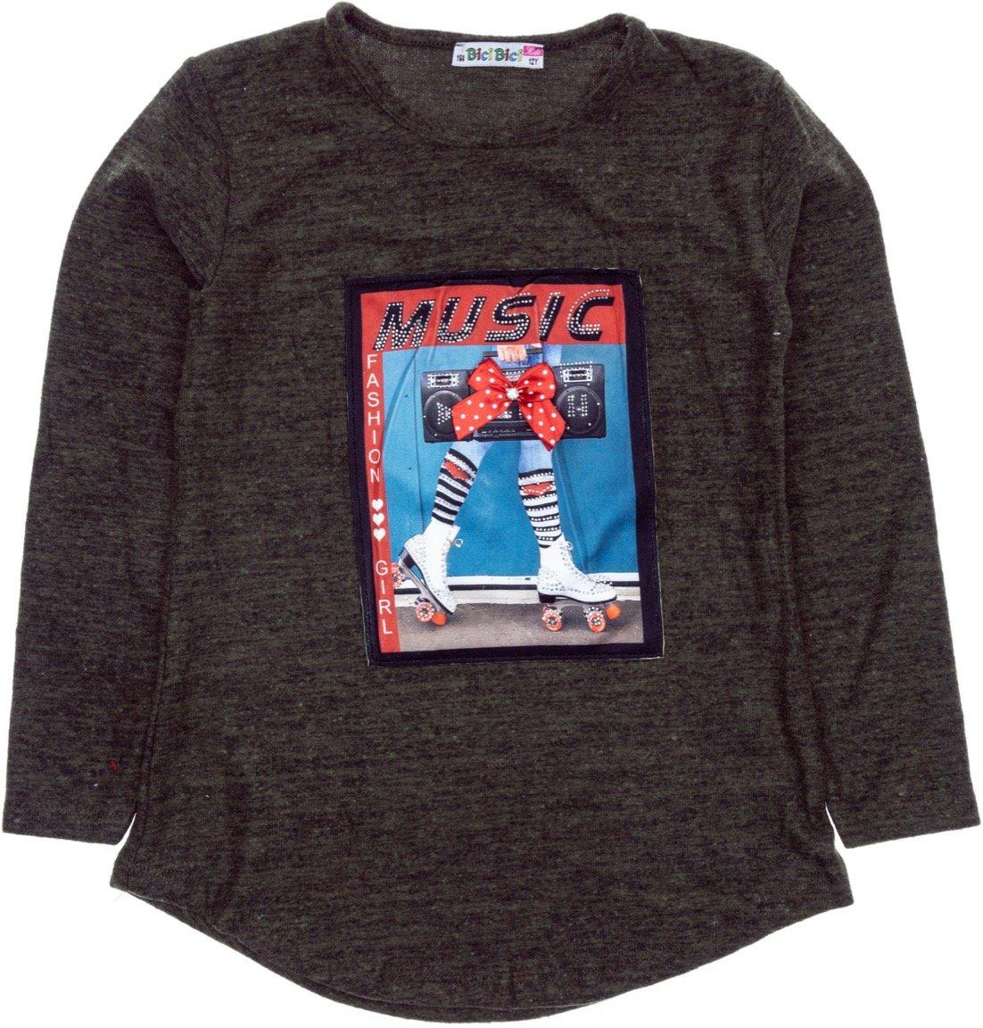 Bici Bici παιδική μπλούζα «Skating»
