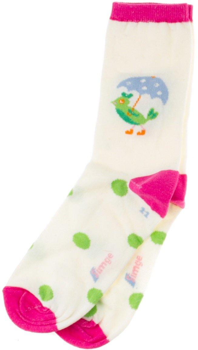 Simge παιδικές κάλτσες «Ecru Bird»