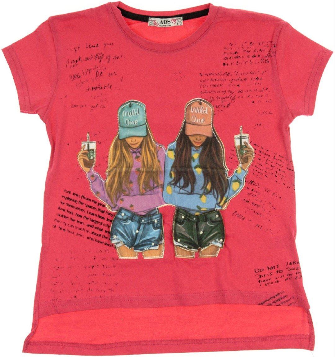 ARS παιδική μπλούζα «The Mild & Wild 3D»