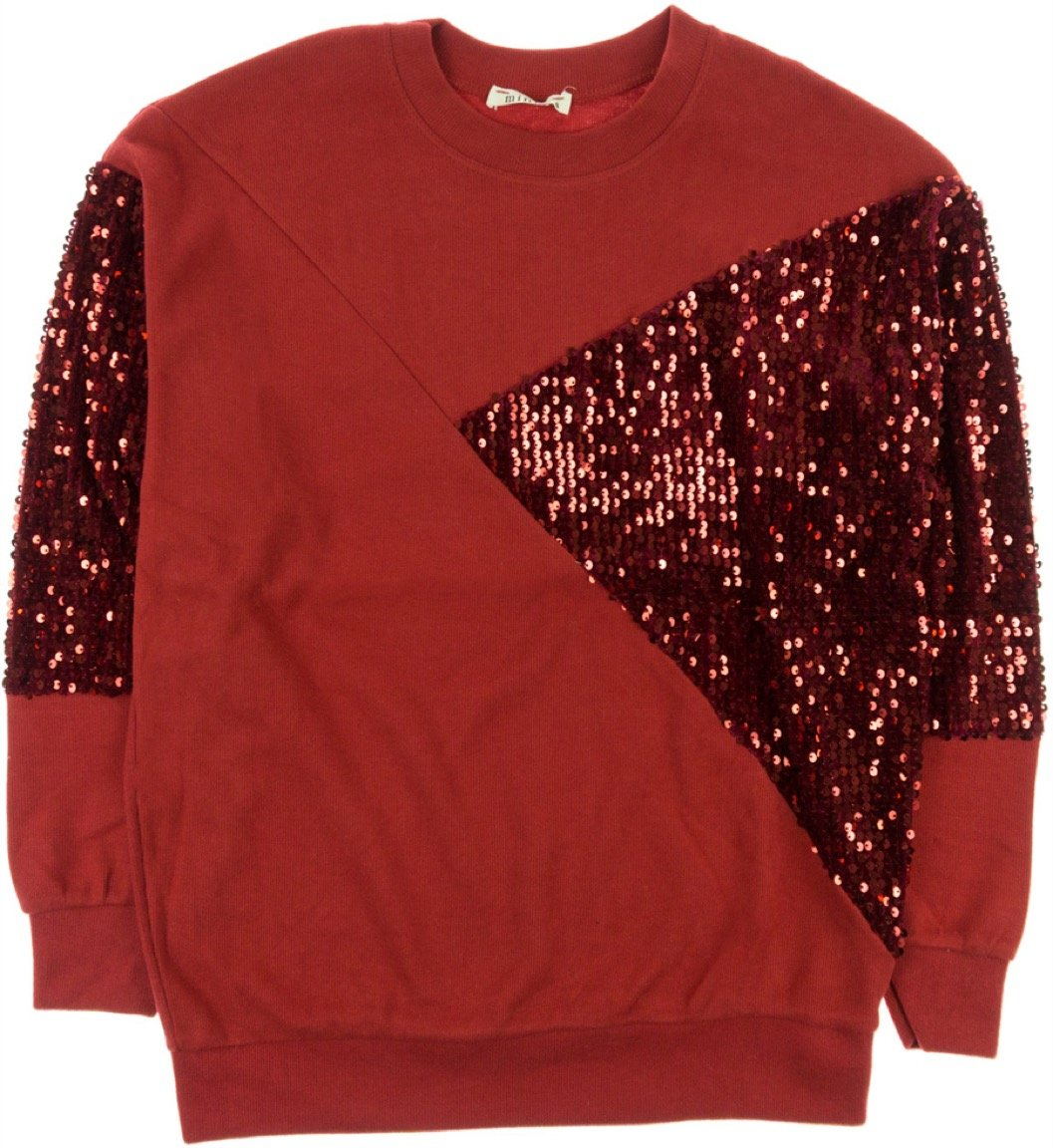 Mint γυναικεία μπλούζα «Red Triangle»