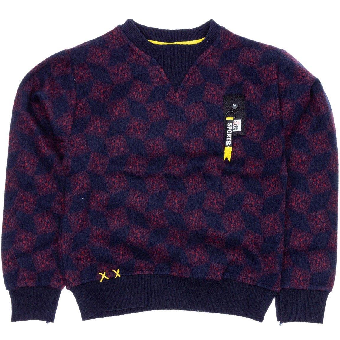 Waxmen παιδική μπλούζα «Man Tastic Sports»