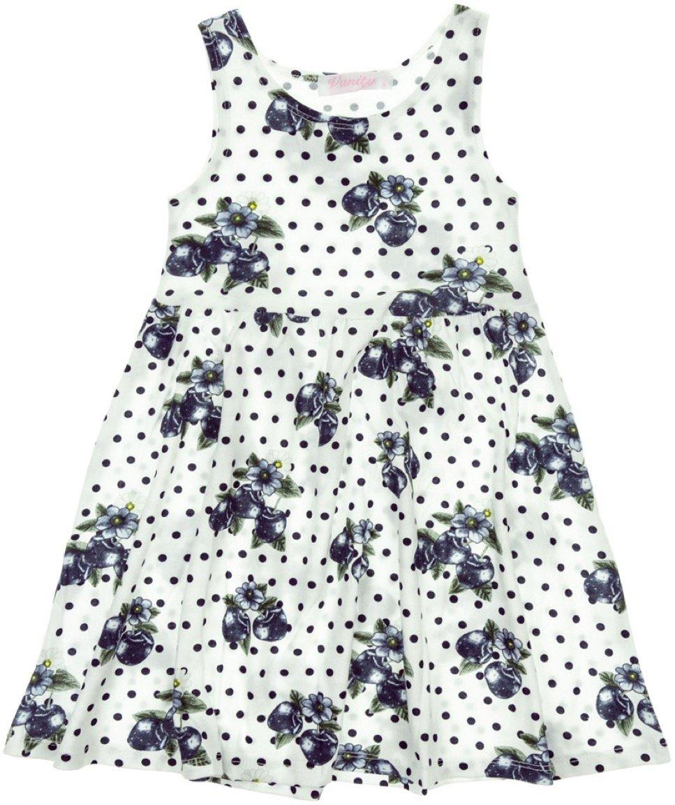 Vanity Chic παιδικό φόρεμα «Berries»