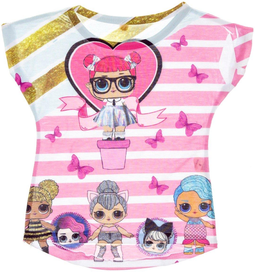 AZ παιδική μπλούζα «LOL Glasses»