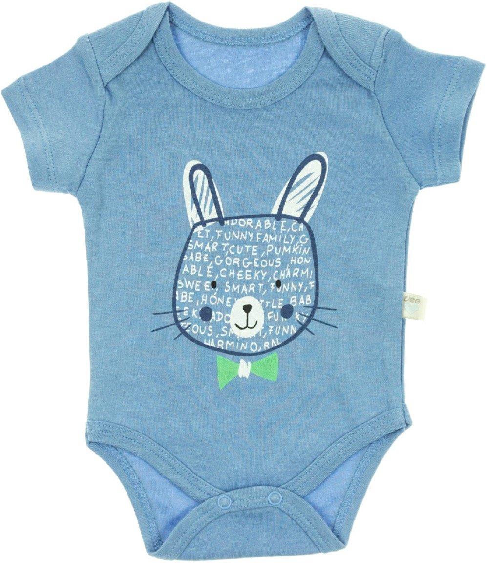 Veo Baby βρεφικό κορμάκι «Funny Bunny»