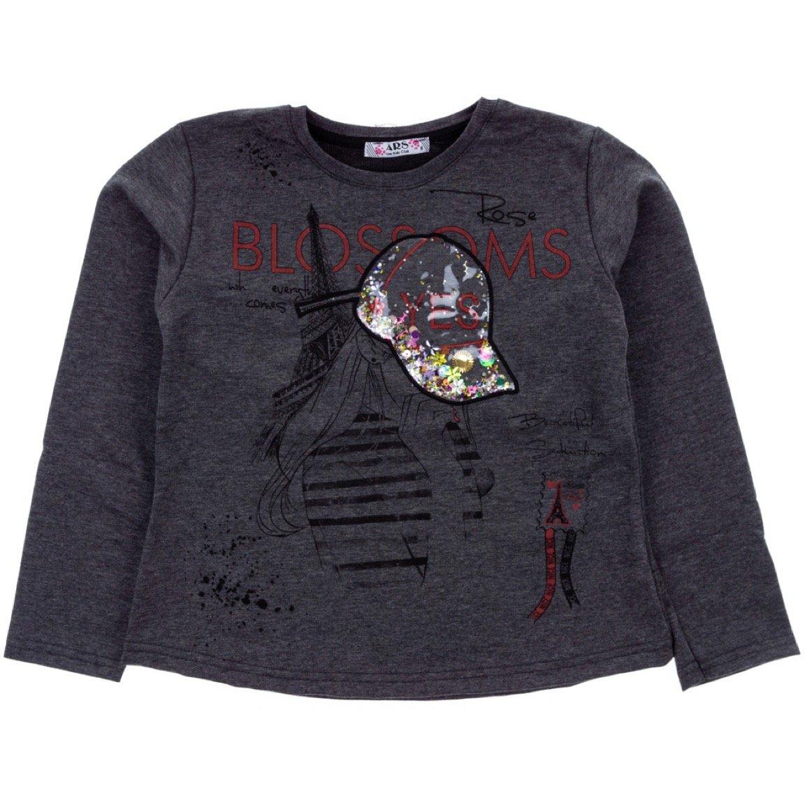 ARS παιδική εποχιακή μπλούζα «Blossoms»