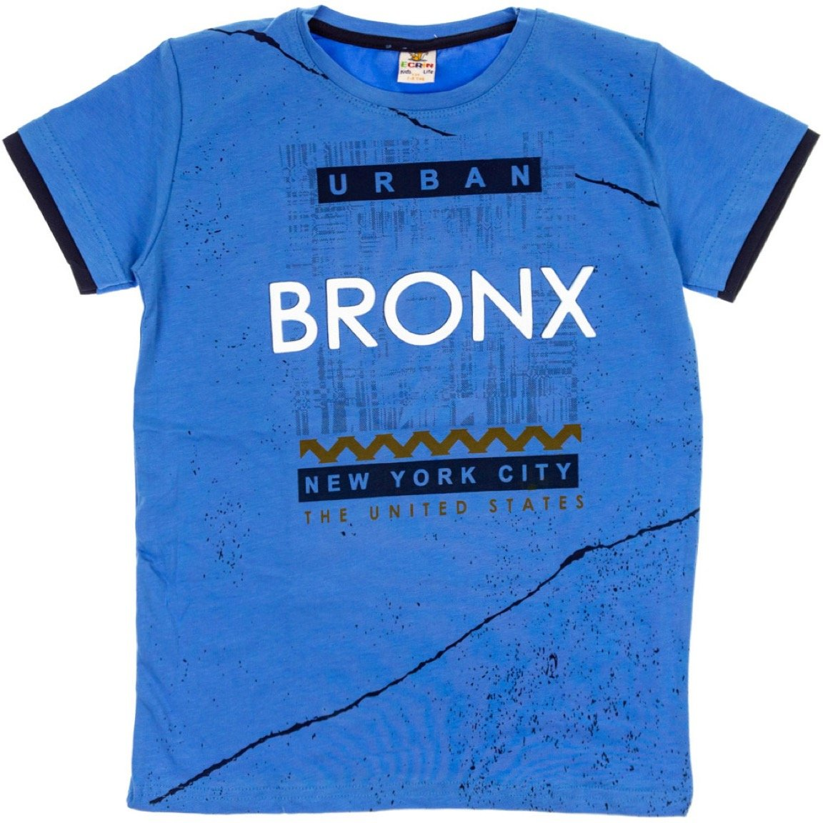 Ecrin παιδική μπλούζα «Urban Bronx»