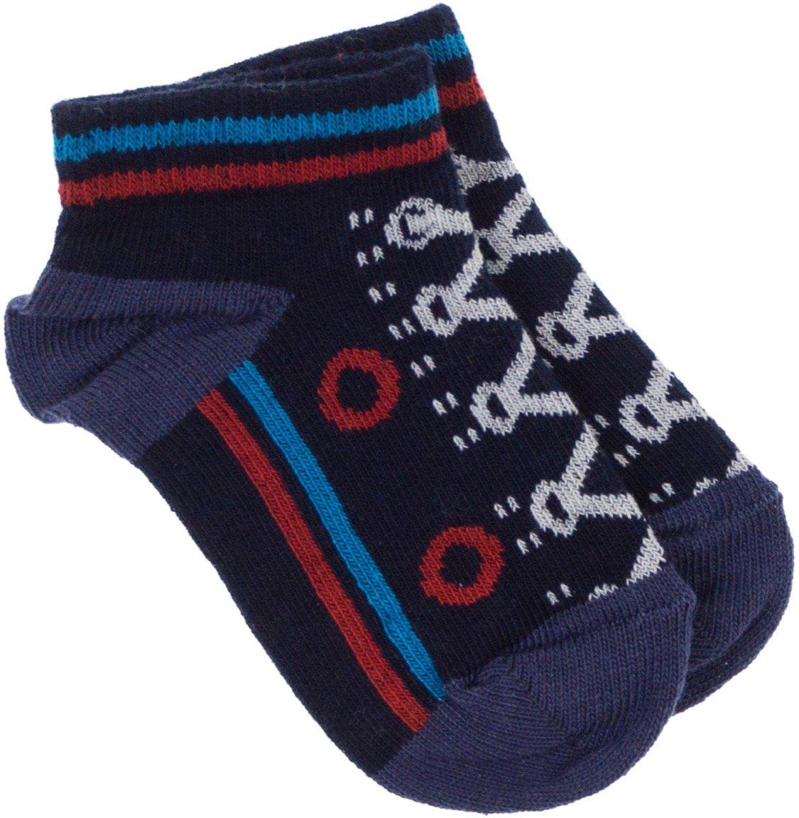 Lateks παιδικές κάλτσες «Dark Blue Soccer»