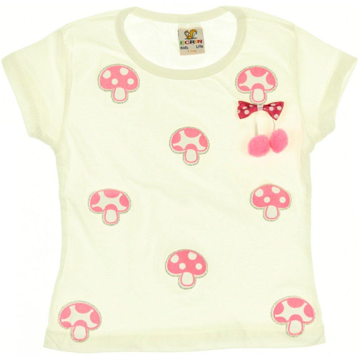 Ecrin παιδική μπλούζα «Mushrooms»