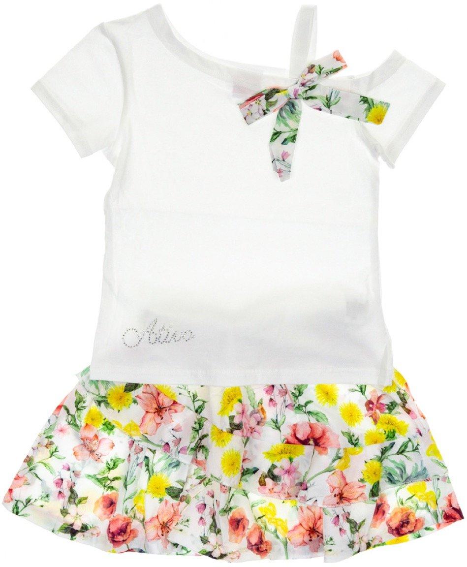 Ativo παιδικό σετ μπλούζα-φούστα «My Frill Garden»