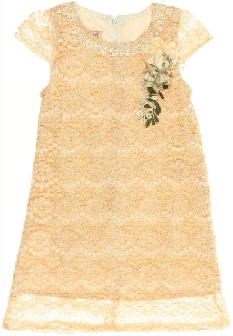 Tivido παιδικό αμπιγιέ φόρεμα «Lady Lace»