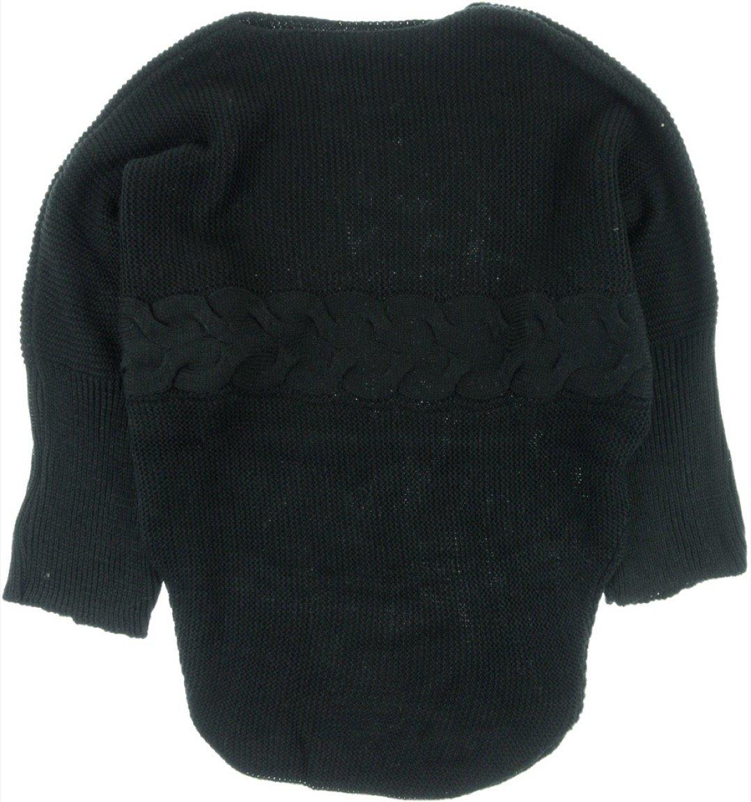ΑΖ γυναικεία πλεκτή μπλούζα «Black Bat»