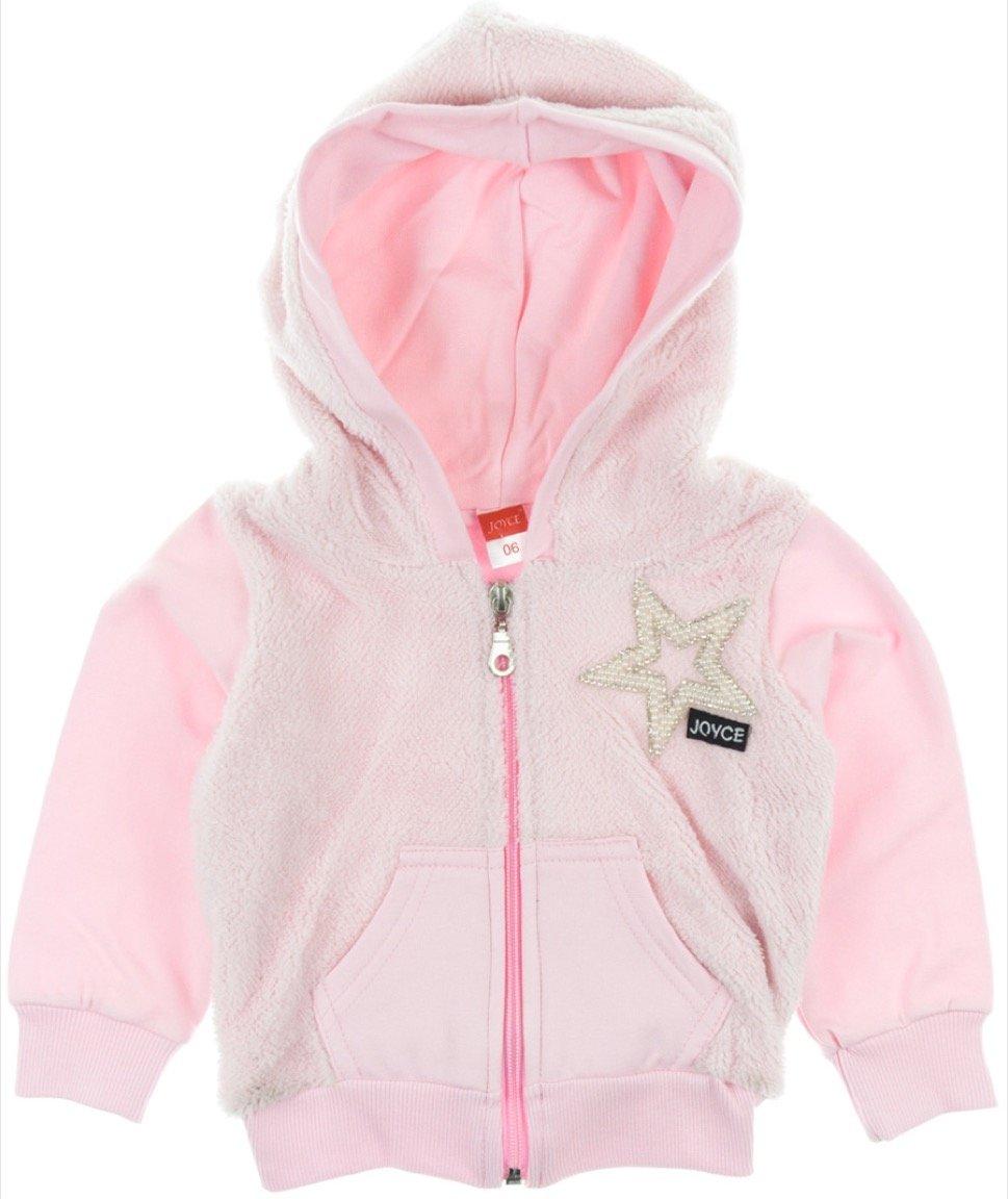 Joyce παιδική ζακέτα «Pink Star»