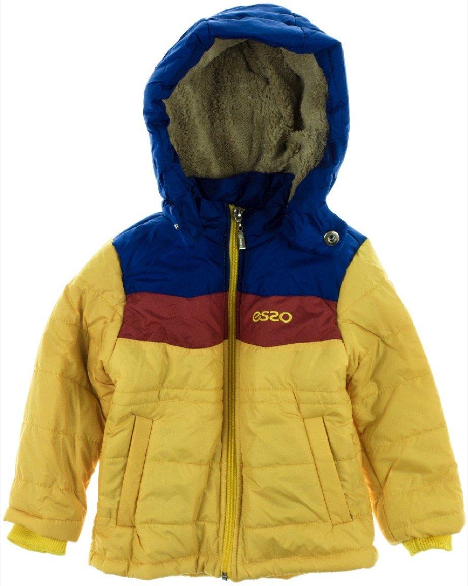 Esso παιδικό μπουφάν «Yellow Esso»