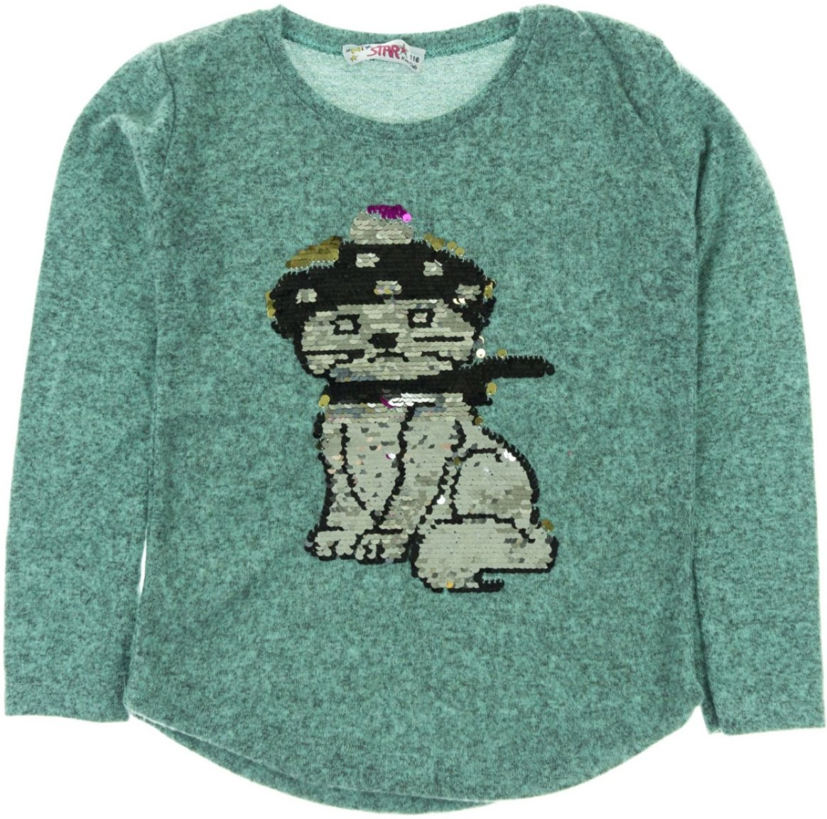 Mix Star παιδική μπλούζα «Cat With Hat»