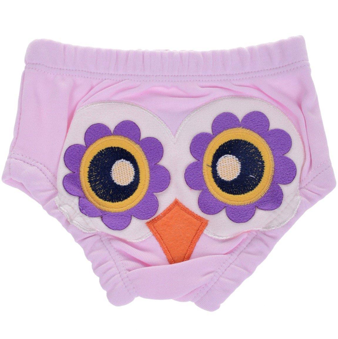 Minice βρεφικό σλιπάκι «Pink Owl»