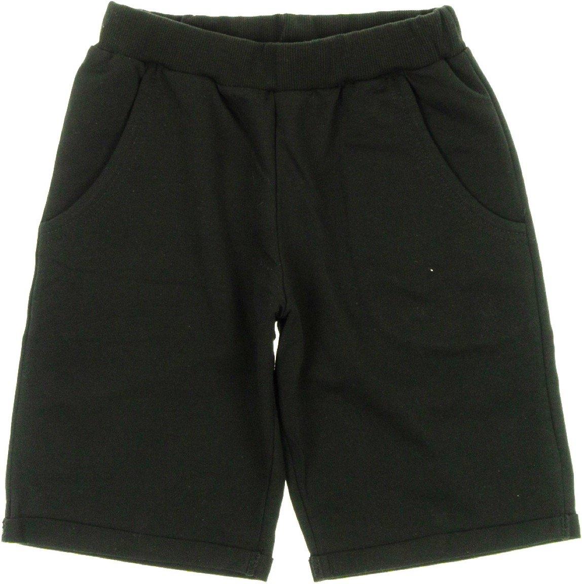Joyce παιδικό παντελόνι βερμούδα «Simple and Black»