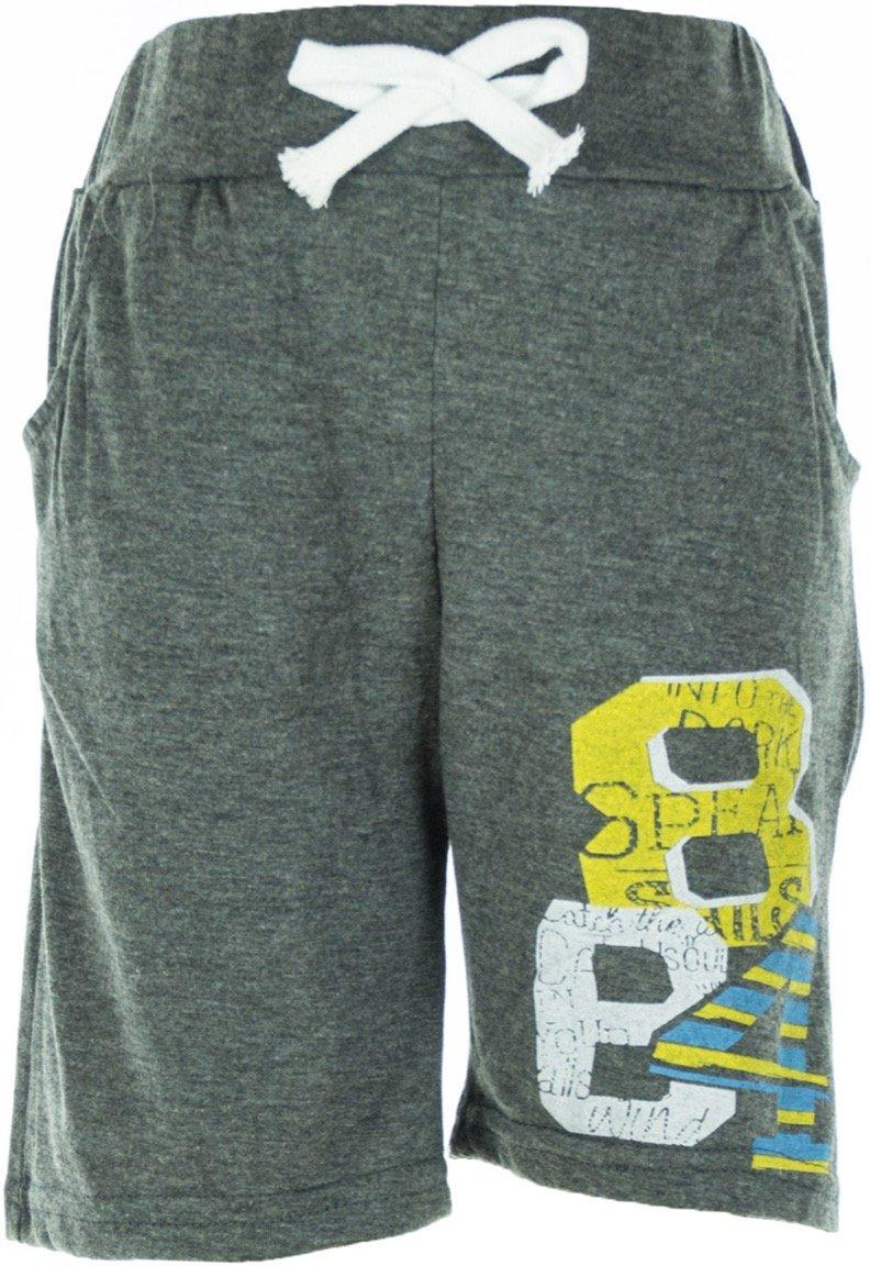 Mago παιδικό παντελόνι βερμούδα «Grey 84»