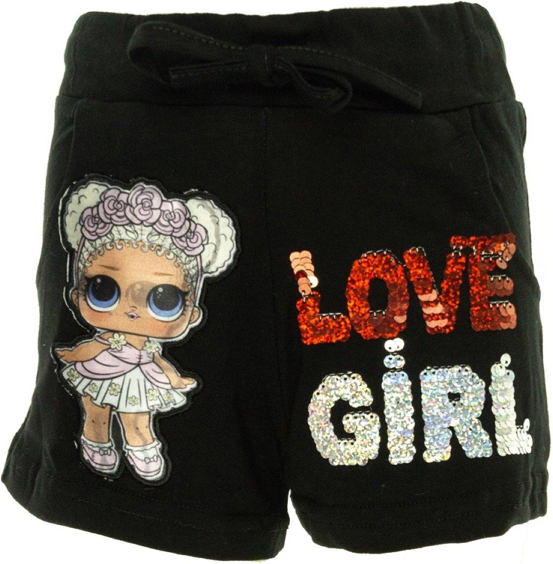 ARS παιδικό παντελόνι σορτς «Love Girl»