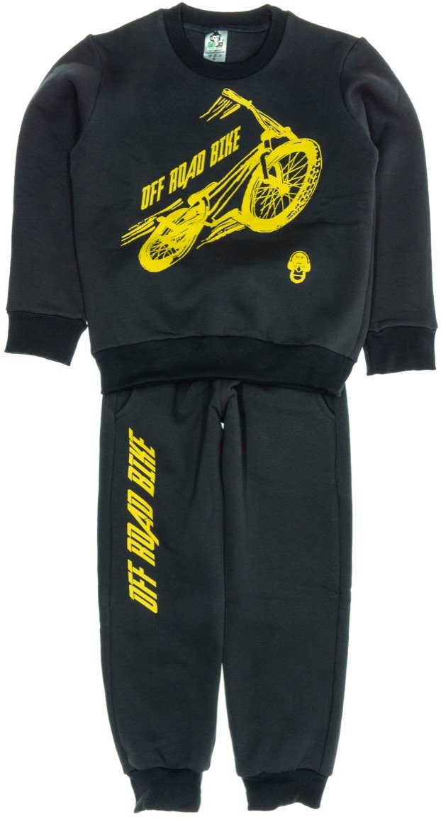 Go Jo παιδικό σετ φόρμα μπλούζα-παντελόνι «Off Road Bike»