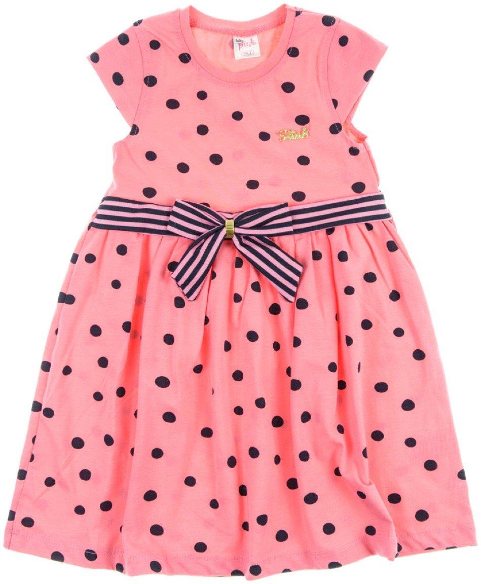 Baby Pink παιδικό φόρεμα «Lady Dot»