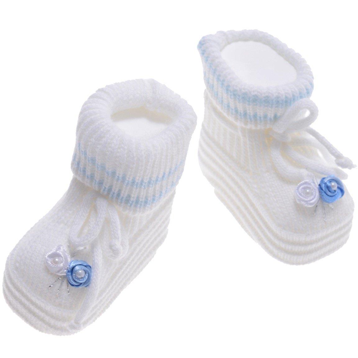 AZ βρεφικές κάλτσες πλεκτές «Dinky»