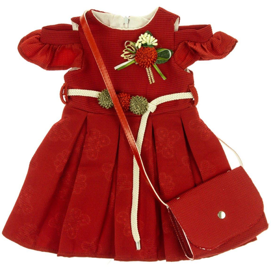 B.B.L. παιδικό αμπιγιέ φόρεμα «Stylish»