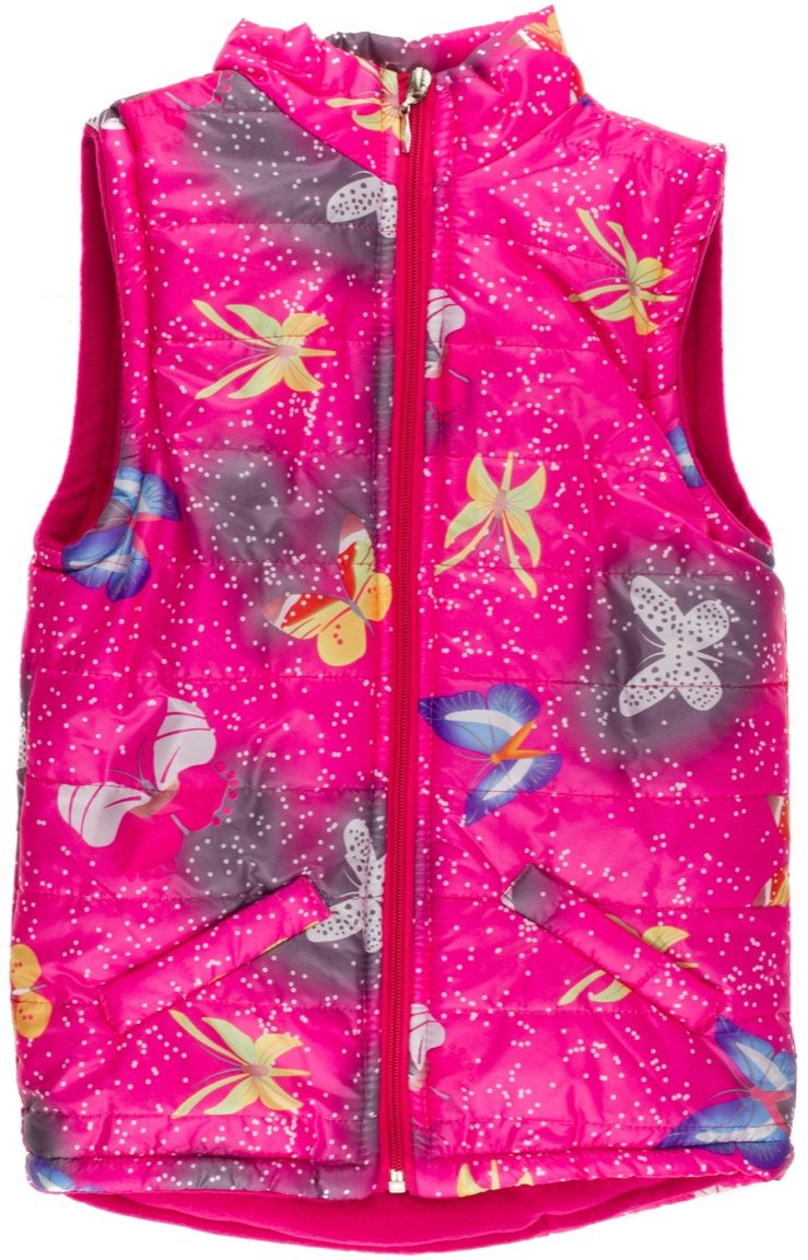 Cool Sport παιδικό αμάνικο μπουφάν «Butterflies» - Παιδικά ρούχα ... 4441e3ef677