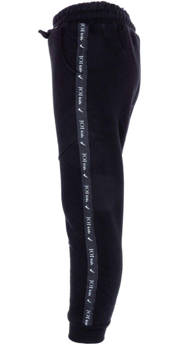 Joi παιδικό παντελόνι φόρμας «Black Webbing»