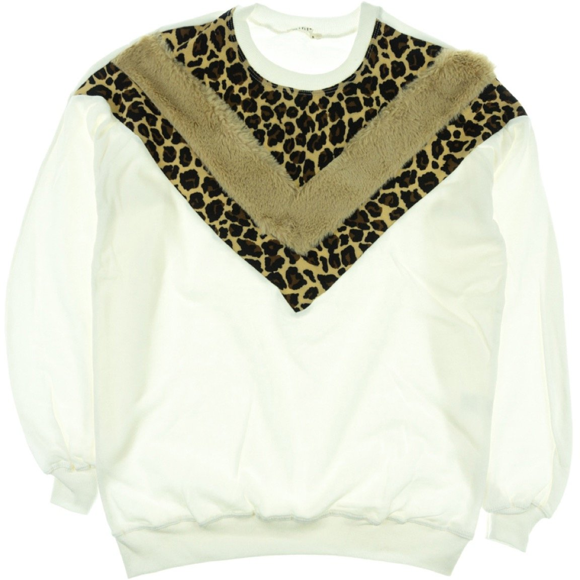 Mint γυναικεία μπλούζα «White Leopard»