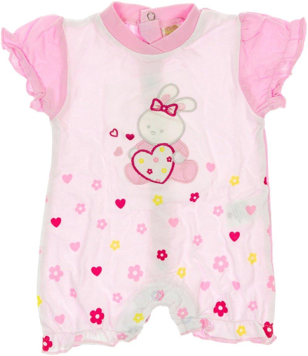 Miss Bellina βρεφικό φορμάκι «Baby Rabbit»