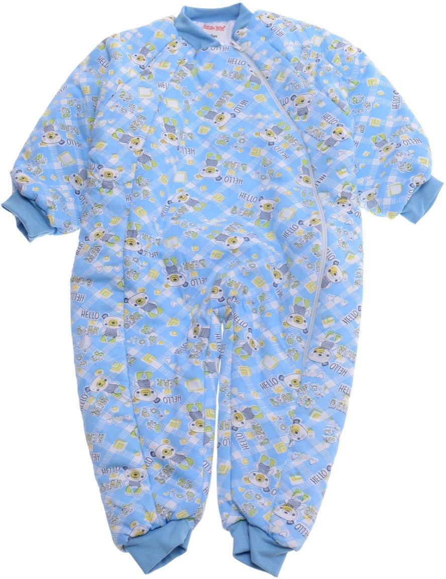 Ozlem Bebe υπνόσακος για παιδιά «Hello Blue Bear»