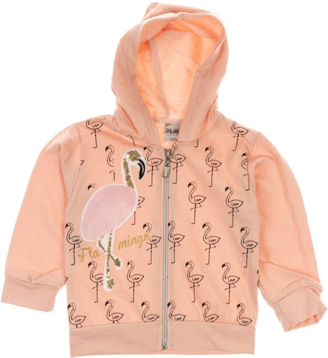 IR-ay παιδική εποχιακή ζακέτα «Flamingos»