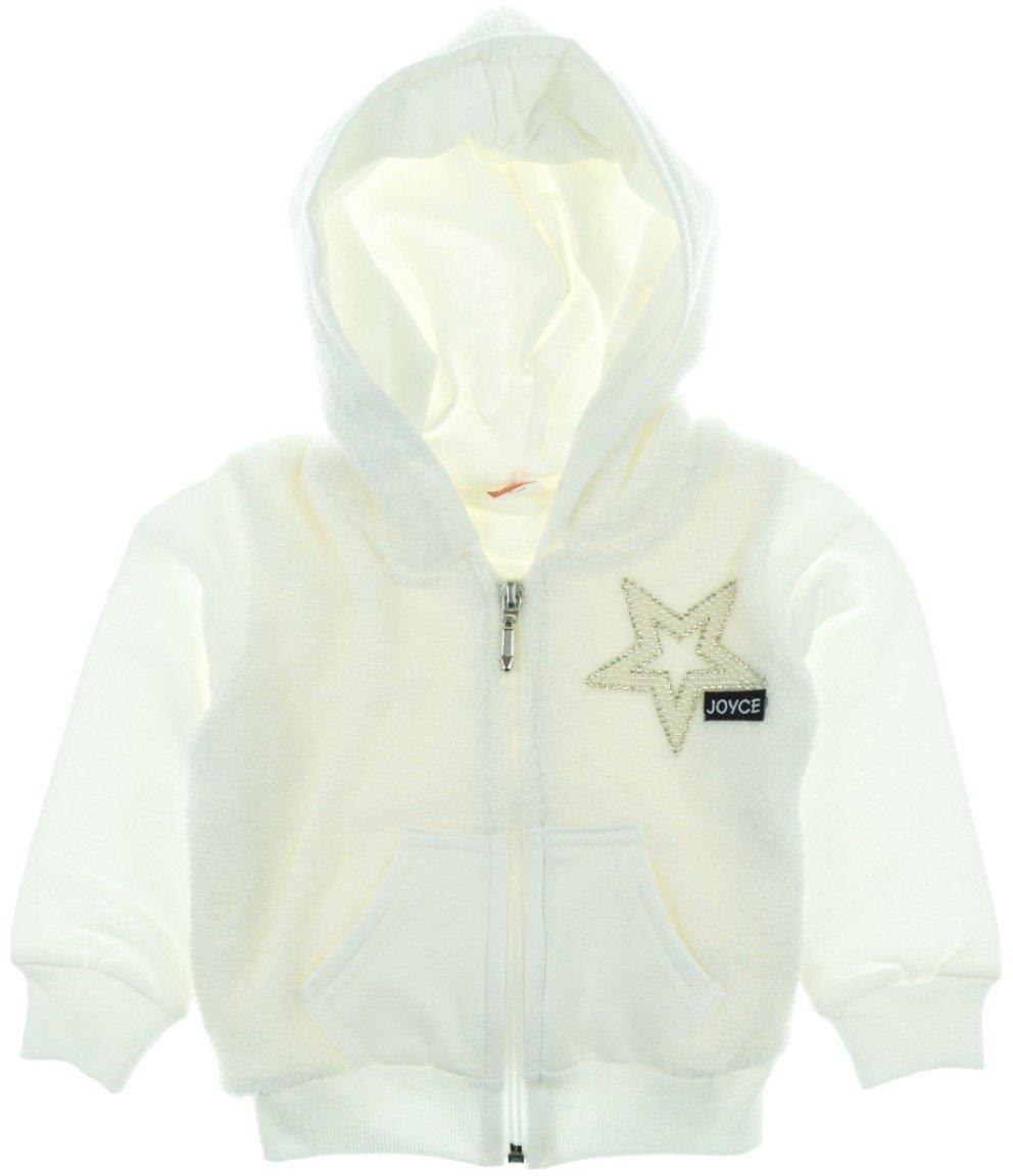 Joyce παιδική ζακέτα «White Star»