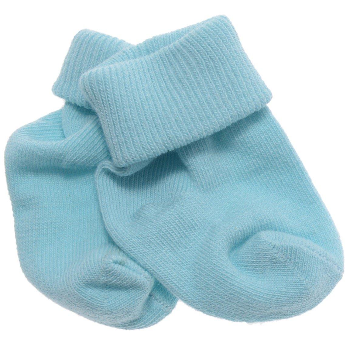 Gul βρεφικές κάλτσες «Two Green Steps»